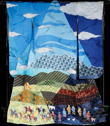 Kimono Project-Kingdom of Lesotho