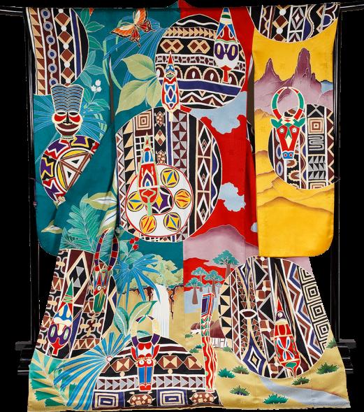 Kimono Project-Republic of Cameroon