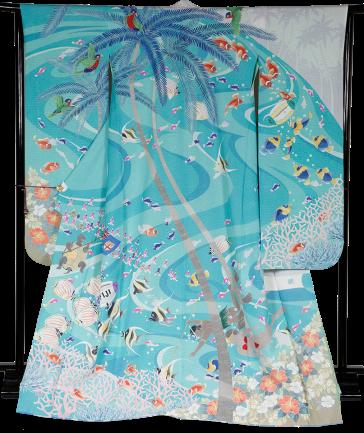 Kimono Project-Republic of Fiji