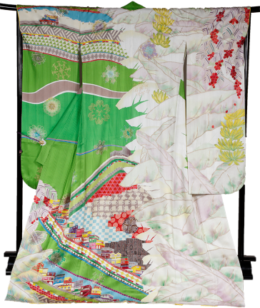 Kimono Project-Republic of Haiti