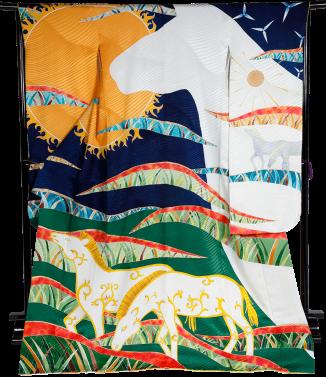 Kimono Project-Republic of Kazakhstan