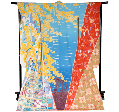 Kimono Project-Republic of Tunisia