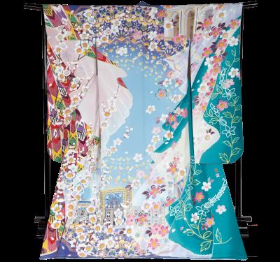 Kimono Project-Republic of Uzbekistan