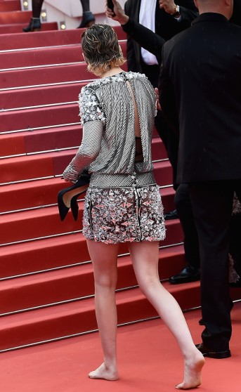 Kristen Stewart in CHANEL Fall 2013 Couture-4