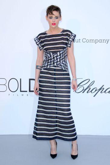 Kristen Stewart in Chanel Resort 2019
