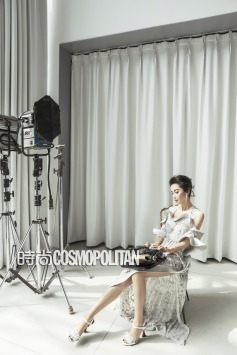 Li Bing Bing for Cosmopolitan China June 2018-1