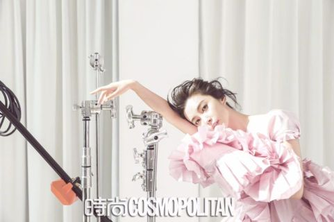 Li Bing Bing for Cosmopolitan China June 2018-2