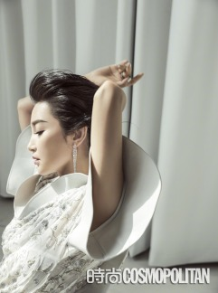 Li Bing Bing for Cosmopolitan China June 2018-5