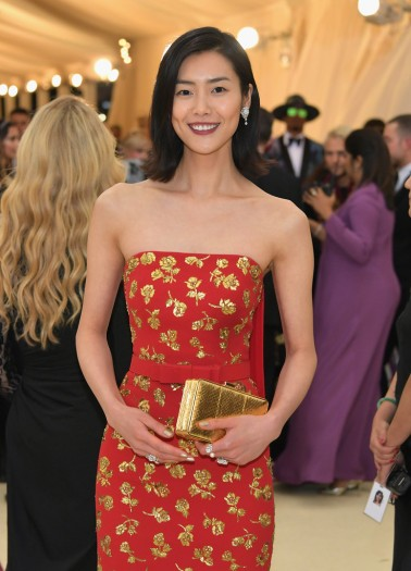 Liu Wen in Michael Kors-1