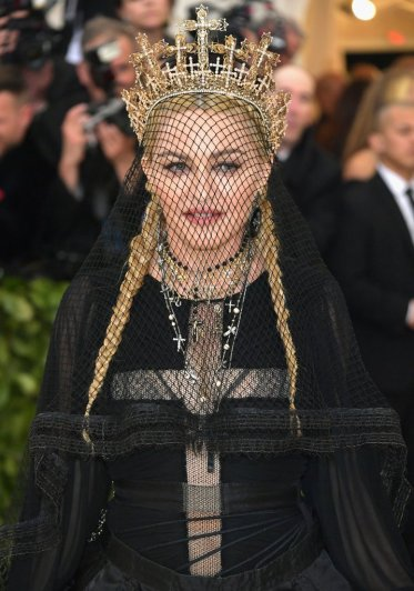 Madonna in Jean Paul Gaultier-1