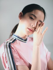 Ou Yang Nana for Ming's HK May 2018-2