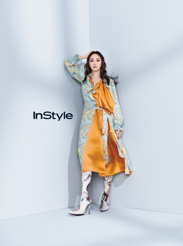 Patty Hou for InStyle Taiwan May 2018-2