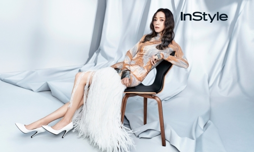 Patty Hou for InStyle Taiwan May 2018-4