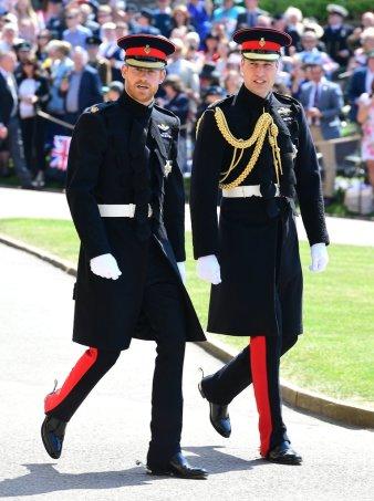 Prince Harry & Prince William-1