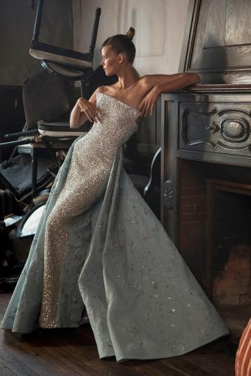 Rami Kadi Couture Spring 2018
