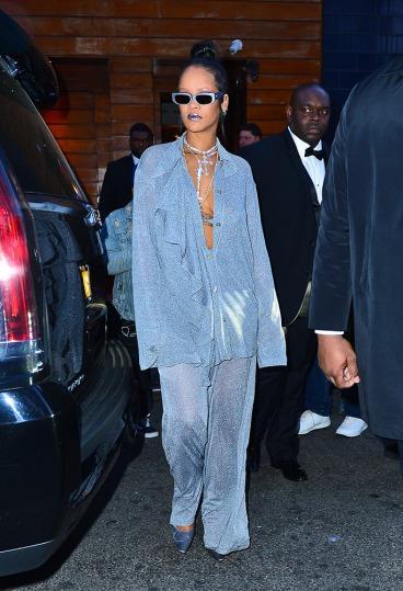 Rihanna in Nina Ricci Fall 2018-1