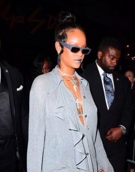 Rihanna in Nina Ricci Fall 2018-2