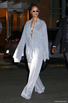 Rihanna in Nina Ricci Fall 2018