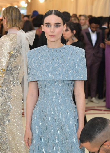 Rooney Mara in Givenchy Spring 2018 Couture-2
