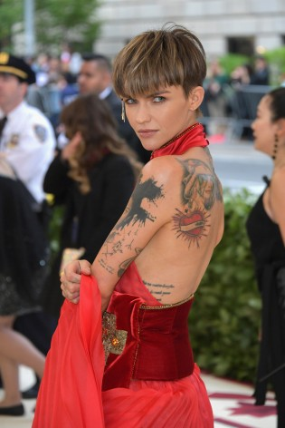 Ruby Rose in Tommy Hilfiger-1