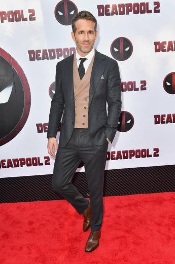 Ryan Reynolds in Brunello Cucinelli