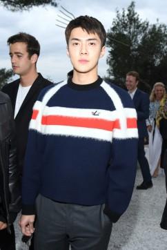 Se Hun in Louis Vuitton-1