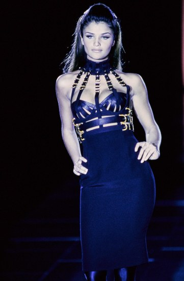 Versace Fall 1992