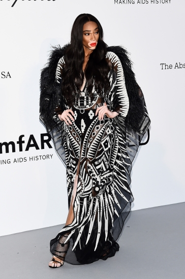 amfAR's 25th Cinema Against AIDS Gala, Arrivals, 71st Cannes Film Festival, France - 17 May 2018