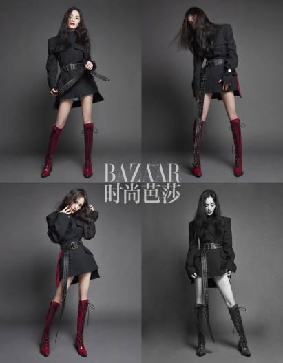 Yang Mi for Harper's Bazaar China June 2018-4