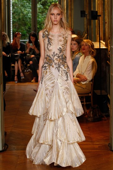 Alberta Ferretti Limited Edition Fall 2016 Couture
