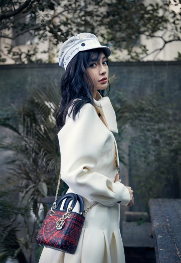 Angelababy for Dior Pre-Fall 2018-2