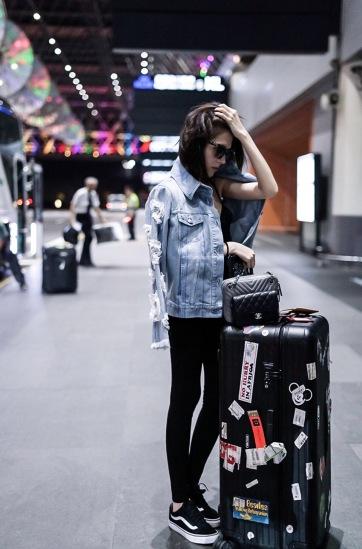 Ann Hsu in Chanel Spring 2018-1