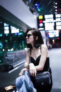Ann Hsu in Chanel Spring 2018-2