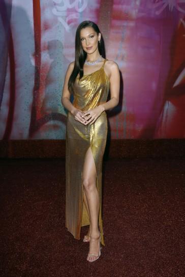 Bella Hadid in Atelier Versace-1