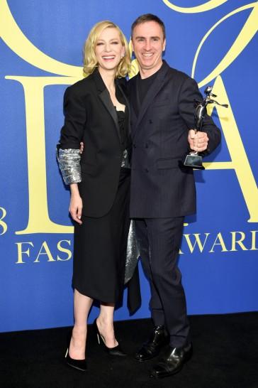 Cate Blanchett in Monse Fall 2018-2