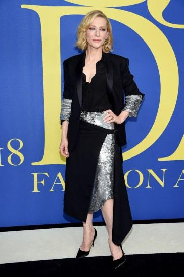 Cate Blanchett in Monse Fall 2018