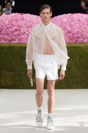 Dior Men Spring 2019 Menswear Look 2