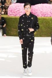 Dior Men Spring 2019 Menswear Look 40