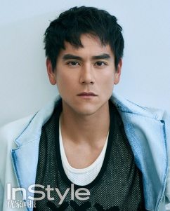 Eddie Peng for InStyle China June 2018-2