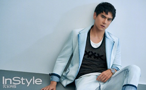 Eddie Peng for InStyle China June 2018