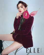 Ella Chen for ELLE Taiwan July 2018-1