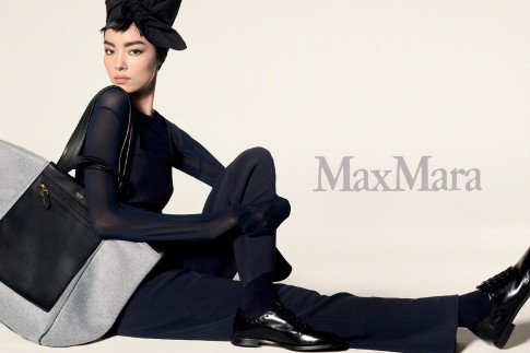 Fei Fei Sun for Max Mara Fall 2018 Campaign-1