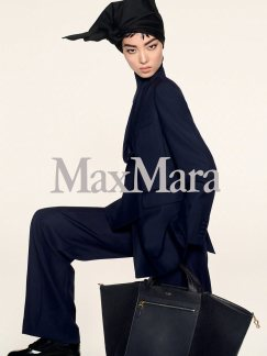 Fei Fei Sun for Max Mara Fall 2018 Campaign-2