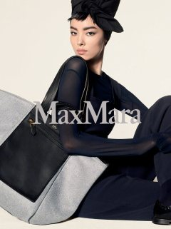 Fei Fei Sun for Max Mara Fall 2018 Campaign-5