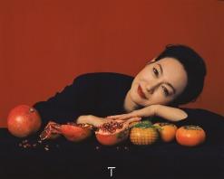 Kara Wai Ying-hung for T Magazine China June 2018-7