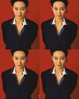 Kara Wai Ying-hung for T Magazine China June 2018-9