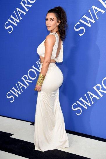 Kim Kardashian West in Rick Owens-1