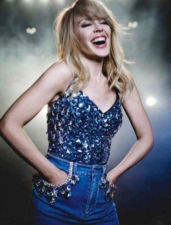 Kylie Minogue for Vogue Spain July 2018-7