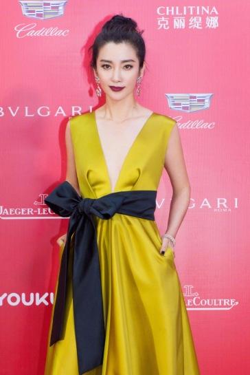 Li Bing Bing in Dice Kayek Fall 2018-1
