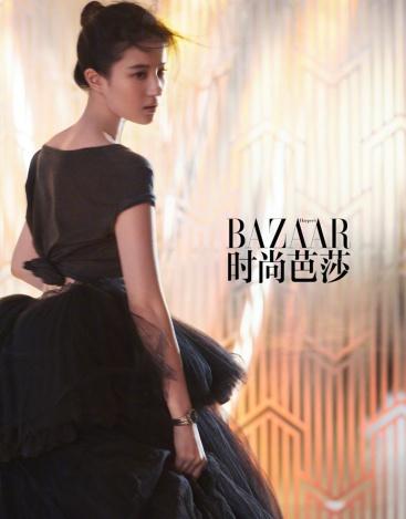 Liu Yifei for Harper's Bazaar China July 2018-3